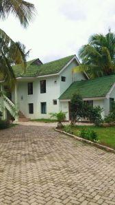 Kigamboni house