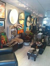 Art Shop on V & A