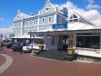 Den Anker, Dutch Restaurant, Waterfront
