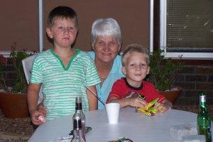 Sus Linda en kleinkinders