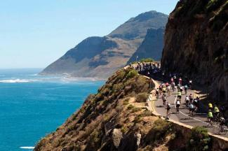 Chapman's Peak - Cape Argus Cycle Tour