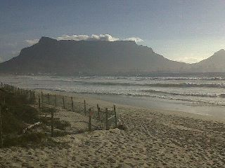 From Milnerton Beach
